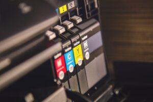 laser printer ink